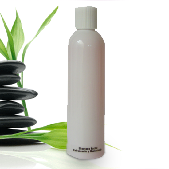 shampoo facial refrescante 240